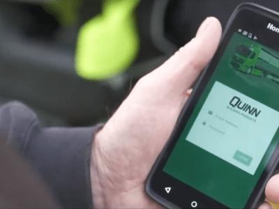 Quinn Driver App